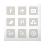 Social Media icoontjes toevoegen aan WordPress