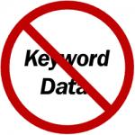 Not Provided in Google Analytics; Wat te doen?