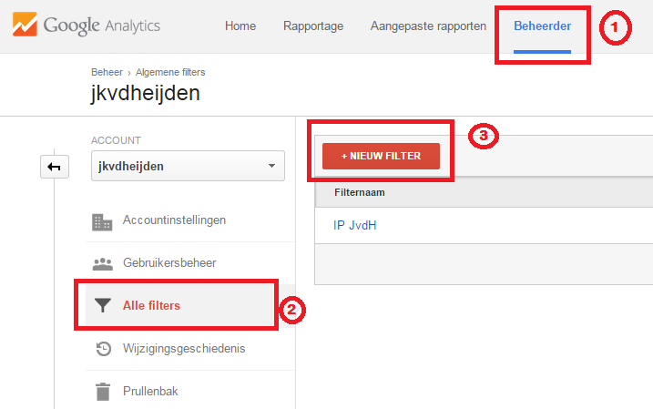Google Analytics – Referral Spam - 1