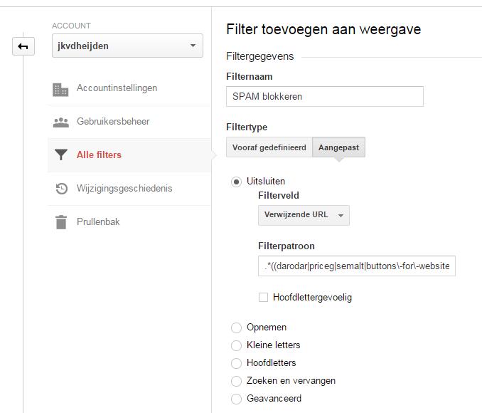 Google Analytics – Referral Spam - 2