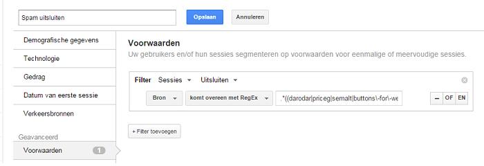 Google Analytics – Referral Spam - 3