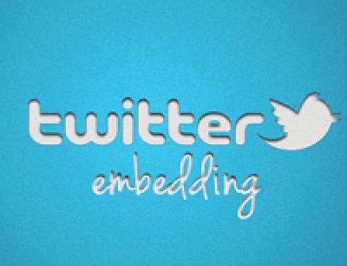 Tweets embedden op je website