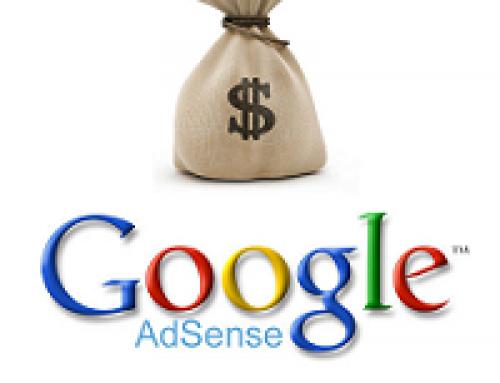 Geld verdienen met Google Adsense