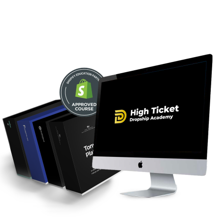 High Ticket Dropship Academy 2.0 - korting