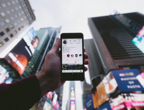 Wachtwoord voor Instagram Business Pagina