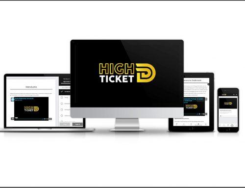 High Ticket Dropship Academy Kortingscode 2021 [werkend]