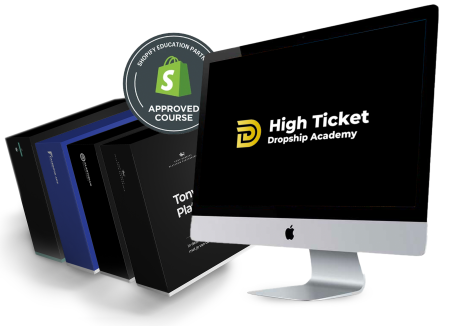 High Ticket Dropship Academy populaire review