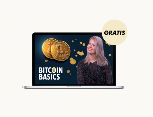 Gratis Cursus Bitcoin Basics & Crypto's van Madelon Vos