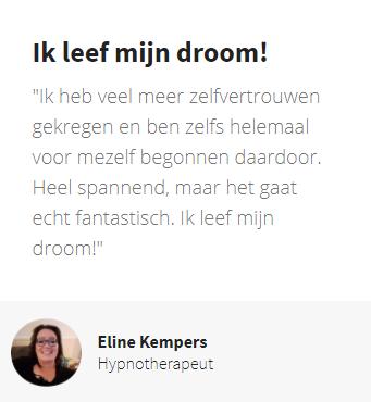 Hypnose Instituut Nederland ervaring